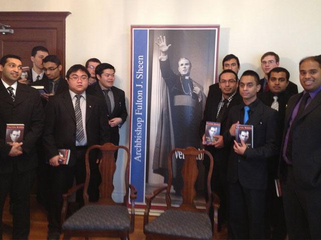 Mission to Seminarians