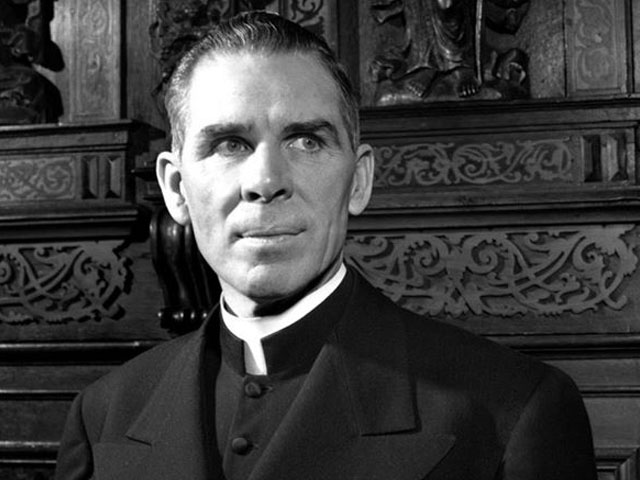 Mission to the Cause for the Canonization of Fulton J. Sheen